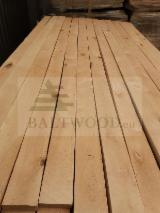 Latvia Supplies - Edged A/B Mix Grade Birch Lumbers, KD 25mm