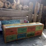 Indonesia - Fordaq Online mercado - Venta Mesas Diseño Madera Asiática Indonesia
