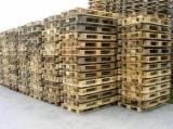 Palettes - Emballage - Achète Euro Palette EPAL Recyclée - Occasion En Bon État  Italie