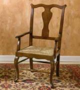 Offers - Walnut Armchairs