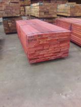 Fordaq - Piața lemnului - Vand Cherestea Tivită Padouk  2,3,4 ft