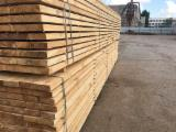 Softwood  Sawn Timber - Lumber For Sale - 1200 CBM per month Square Edged Pine Lumber