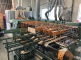 Maquinaria Para La Madera - Linea de lijado, corte y seccionado de contrachapado delgado