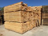 Sawn And Structural Timber Poland - FSC Black Alder Squares, 105 mm