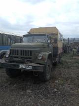 Bosexploitatie & Oogstmachines - Gebruikt ZIL 131 1984 Vrachtwagen Oekraïne