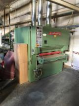 Bütfering Woodworking Machinery - Used Bütfering AWS 2CE 1100 1991 Belt Sander For Sale Italy
