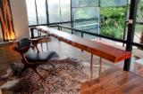 Muebles América Del Sur - Venta Mesitas De Luz Diseño Madera Suramericana Amazon Brasil