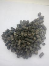 Brandhout - Resthout Zonnebloemschil Korrels Pellets - Zonnebloemschil Korrels (Pellets) 8 mm