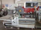SAC Woodworking Machinery - Electronic tenoning machine SAC model T4 at CE norms