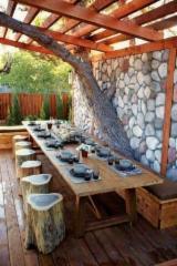 Pergola - Arbour Garden Products - Spruce Pergola - Arbour Romania