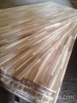 Trouvez tous les produits bois sur Fordaq - Vend Panneau Massif 1 Pli Acacia 18;  26 mm