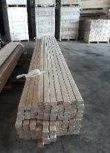 Drewno Lite, Kauczukowiec, Elementy Profilowane