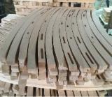 Деревянные Комплектующие - Азиатская Лиственная Древесина, Древесина Массив, Каучуковое Дерево
