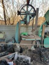 Vertical Frame Saw - Used -- Vertical Frame Saw For Sale Romania