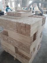 Furniture Components - Rubberwood - Semi - Unfinished Furniture Parts - Wood Components