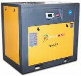 Latvia Woodworking Machinery - Screw Type Air Compressor AFLATEK Screw20A