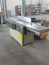 Find best timber supplies on Fordaq - CNT MACHINES SRL - Second Hand Surface Planer Brand MOD. F 410