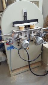 Gebraucht Camam LEC 200/AVS 2002 Schleifmaschinen Mit Schleifband Zu Verkaufen Italien
