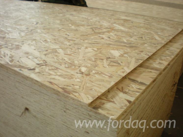 Oriented-Strand-Board
