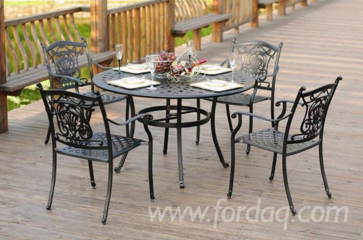 5-Pcs-Luxury-Outdoor-Patio-Cast-Aluminium-Garden