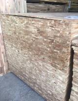 Veneer And Panels For Sale - Acacia FJ Solid Wood Panels For Outdoor Furniture