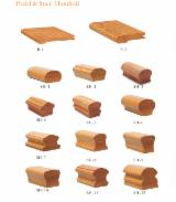Mouldings and Profiled Timber - Solid Wood FJ / Moulding For Furniture/ Decoration/ Construction