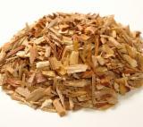 薪材、木质颗粒及木废料 - 木芯片 – 树皮 – 锯切 – 锯屑 – 刨削 取自森林之木芯片 刺槐