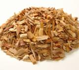 Wood Chips From Forest - Wood chips from Acacia