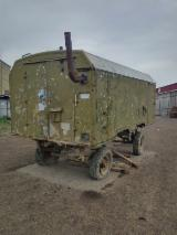 Forest & Harvesting Equipment - Used Kung boat semi-trailer
