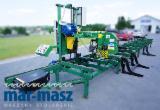 null - Trak Riemen mit hydraulischen und bellen Maschine TP-800-R Resbud, Bandsäge