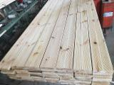 Latvia - Fordaq Online market - Anti-Slip Pine Decking, Cl4 Treated