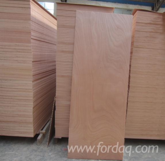 Solid Wood, Kavak, Kapı Yüzey Panelleri