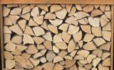 Bois de chauffage - de l'aulne, le bouleau, le tremble, le charme, le frêne
