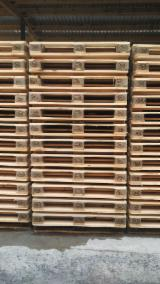 Pallets, Packaging And Packaging Timber - Epal pallets, Europallets