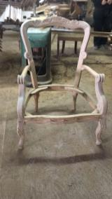 Living Room Furniture - Unfinished Solid Wood items