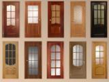 Doors, Windows, Stairs Vietnam - Veneer Doors - Door (Veneer Finish)