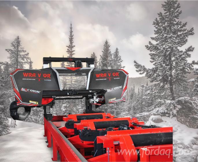 Neu WRAVOR WRC 1050 AC PERFORMANCE SERVO Blockbandsäge, Horizontal Zu Verkaufen Slowenien