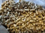 Offers Russia - Spruce  Wood Pellets 8 mm