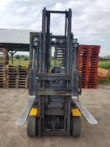 Jungheinrich Woodworking Machinery - Used Jungheinrich 2006 Forklift For Sale Romania
