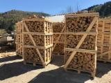 Firewood, Pellets And Residues Firewood Woodlogs Cleaved - Beech Firewood For Sale