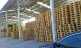 Offers Bulgaria - ISPM 15 Pine Euro Pallets