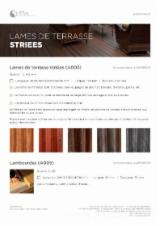 France Exterior Decking - Siberian Larch Exterior Decking Decking (E4E) from Russia