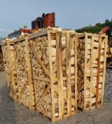 Ogrevno Drvo - Drvni Ostatci Drva Za Potpalu Oblice Cepane - Jela -Bjelo Drvo Drva Za Potpalu/Oblice Cepane Rumunija