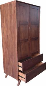 Indonesia Bedroom Furniture - Wooden wardrobes