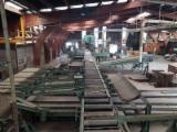 Machinery, Hardware And Chemicals - Used Gillet William Complete Production Line For Wood Scraping