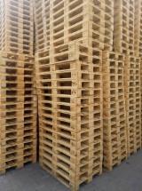Pallet - Imballaggio - Compro Europallet - EPAL Nuovo Lettonia