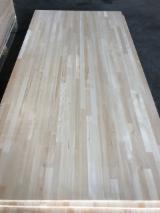 采购及销售端接板 - 免费注册Fordaq - 单层实木面板, 椴树(酸橙树)