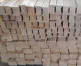 木质组件、木框、门窗及房屋 亚洲 - 亚洲硬木, 实木, 橡胶木
