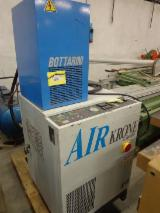 Bottarini Woodworking Machinery - Compress air station BOTTARINI used