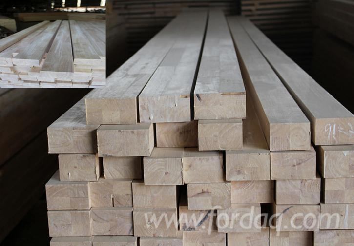 Wood-Components--Rubberwood-Finger-Joined